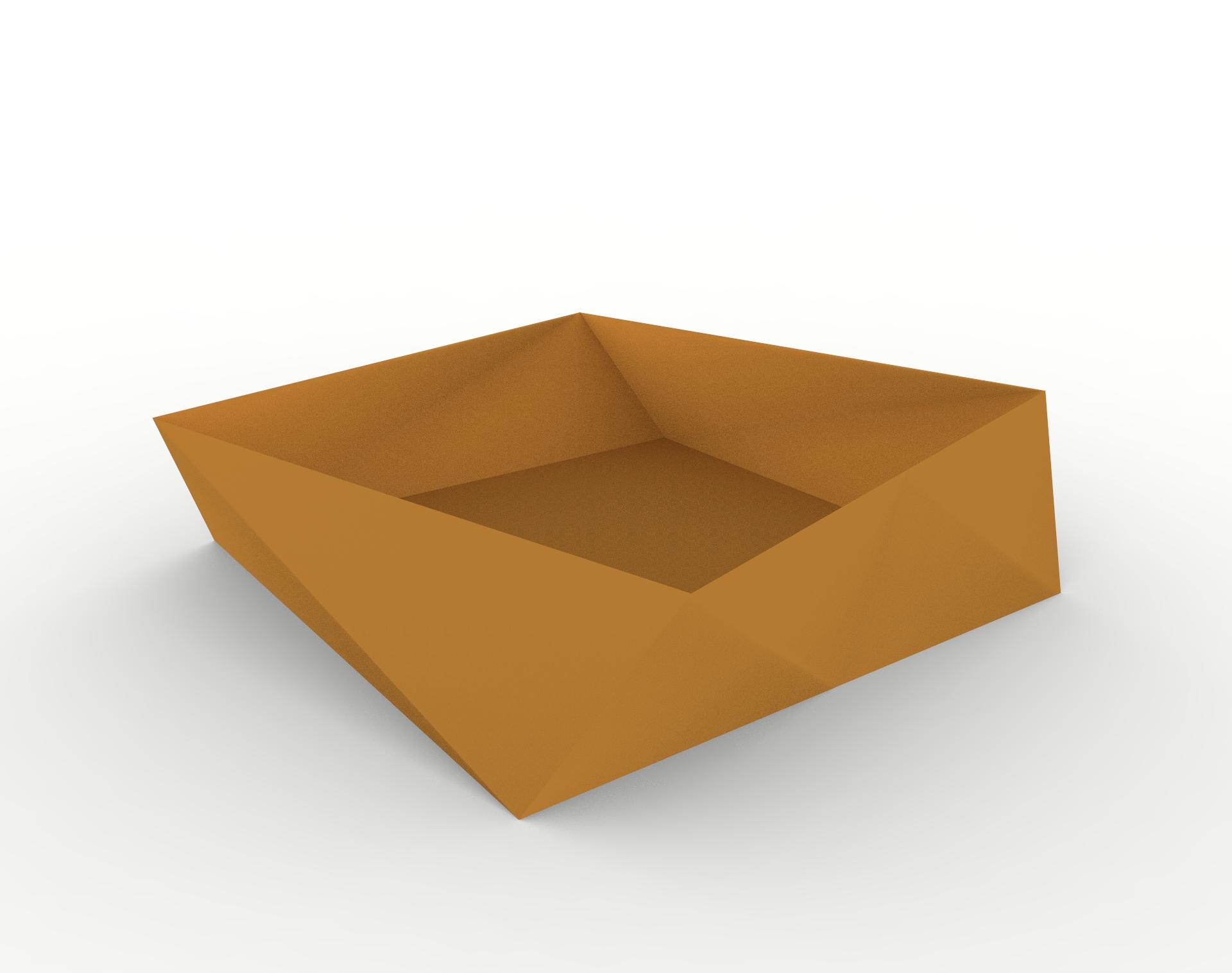 Contenitore Quadrato